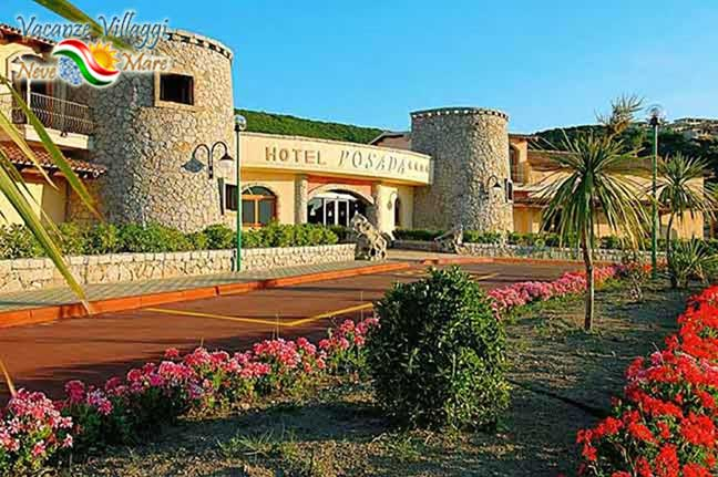 Posada Beach Resort.