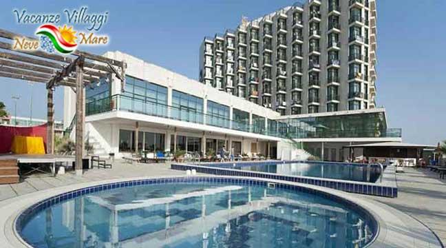 L hotel Club Esse Mediterraneo a Montesilavano