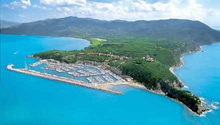 Da Piombino al Giglio viaggio lungo le coste toscane