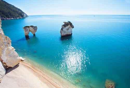 Il Gargano, spettacolo naturalistico a nord della Puglia