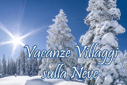 Visita il nostro portale per la Neve